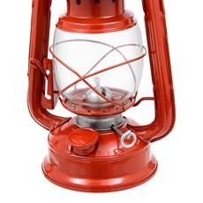 Lampião à Querosene Vermelho Western 29425