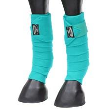 Liga de Descanso Verde Água para Cavalo Boots Horse 29126