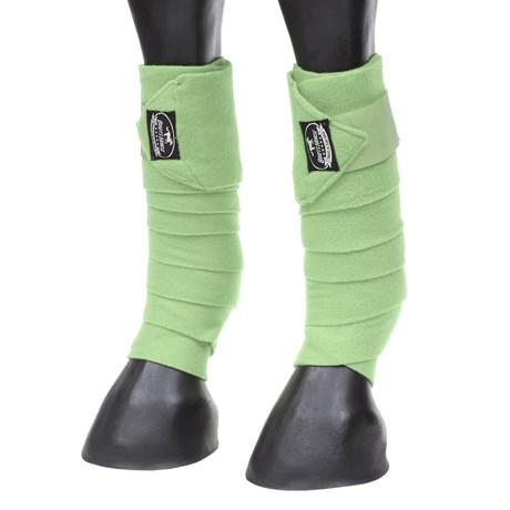 Liga de Descanso Verde Limão para Cavalo Boots Horse 29128