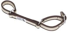 Maneia para Cavalo Fabricada em Nylon Marrom - Pro Horse 17947