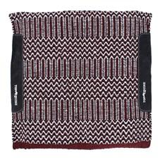 Manta de Lã para Sela Vinho Top Equine 28740