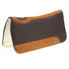 Manta Flex Comfort Marrom com Pelego Boots Horse 29159