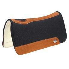 Manta Flex Comfort Preta Feltro Boots Horse 29160