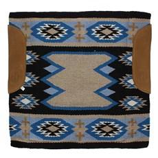 Manta Importada em Lã com Pelúcia Estampa Navajo - Mustang 14500