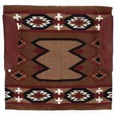 Manta Importada em Lã com Pelúcia Estampa Navajo - Mustang 9330