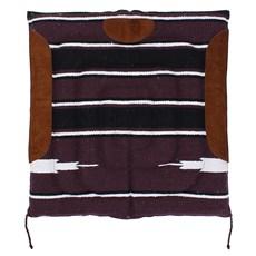 Manta Importada para Sela com Pelúcia Estampa Navajo Horseclass 28979