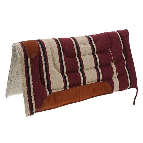 Manta Importada para Sela com Pelúcia Estampa Navajo Horseclass 28982