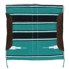 Manta Importada para Sela com Pelúcia Estampa Navajo Horseclass 28984