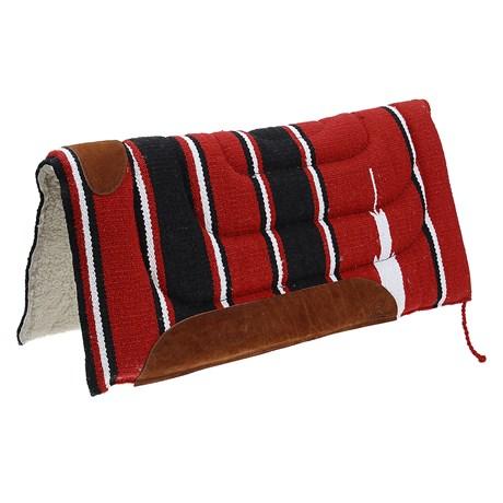 Manta Importada para Sela com Pelúcia Estampa Navajo Horseclass 28985