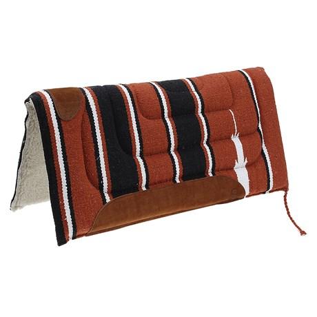 Manta Importada para Sela com Pelúcia Estampa Navajo Horseclass 28986