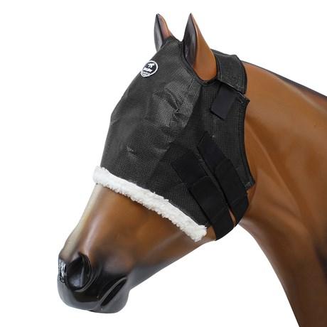 Máscara Anti Mosca Boots Horse Preta 26537