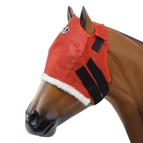 Máscara Anti Mosca Boots Horse Vermelha 26539