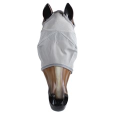 Máscara Anti Mosca para Cavalo Cinza Weaver 25348
