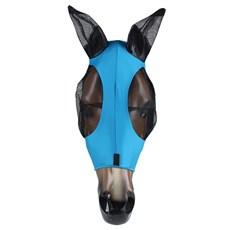 Máscara Anti Mosca para Cavalo Malha Azul Equi-Sky 25369