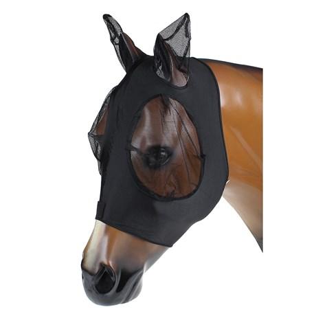 Máscara Anti Mosca para Cavalo Malha Preta Equi-Sky 25372