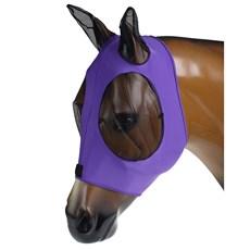 Máscara Anti Mosca para Cavalo Malha Roxa Equi-Sky 25371