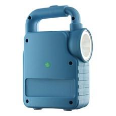 Mini Caixa de Som sem Fio com Lanterna Rádio FM USB TF Inova 28575