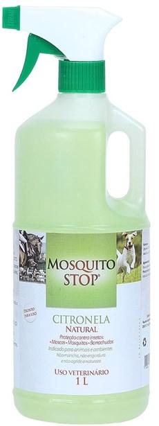 Mosquito Stop Citronela Repelente 1L Equide 20180