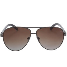 Óculos de Sol Aviador Marrom Cow Way 20569