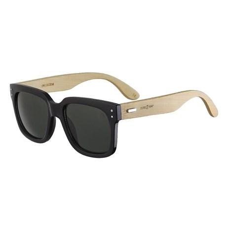 Óculos de Sol Cow Way Preto Bambu 25306