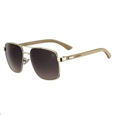 Óculos de Sol Degradê Bambu Cow Way 25303
