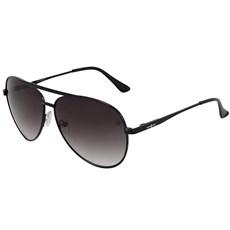 Óculos de Sol Degradê Cow Way Preto 19514