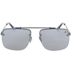 Óculos de Sol Lente Prata Espelhada Cow Way 20574