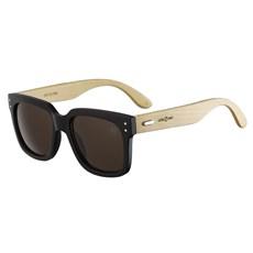 Óculos de Sol Marrom Bambu Cow Way 25318