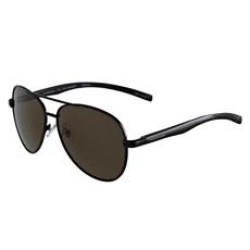 Óculos de Sol Polarizado Aviador Preto Twisted Wire 29960