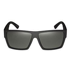 Óculos de Sol Quadrado com Lente Verde Twisted Wire 30010