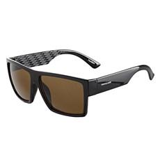 Óculos de Sol Quadrado Lente Marrom Twisted Wire 29951