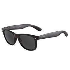 Óculos de Sol Quadrado Marrom Twisted Wire 29938