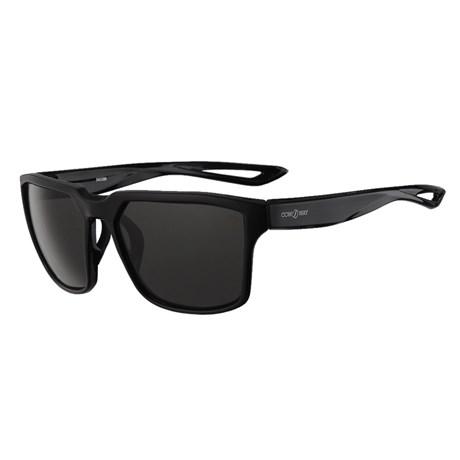 Óculos de Sol Quadrado Preto Cow Way 25316