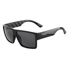 Óculos de Sol Quadrado Preto Twisted Wire 29948