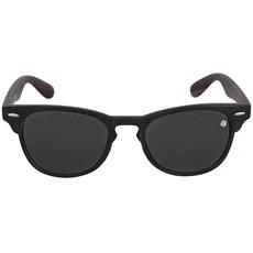 Óculos de Sol Redondo Marrom Cow Way 19513