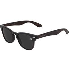 3fa2a0f1b Óculos de Sol Redondo Marrom Cow Way 19513 ...