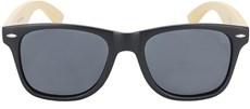 Óculos Escuro Preto Bambú Cow Way 22249