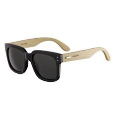 Óculos Escuro Preto Bambu Cow Way 25300