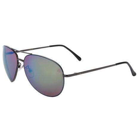 Óculos Estilo Aviador Cow Way Espelhado 20000