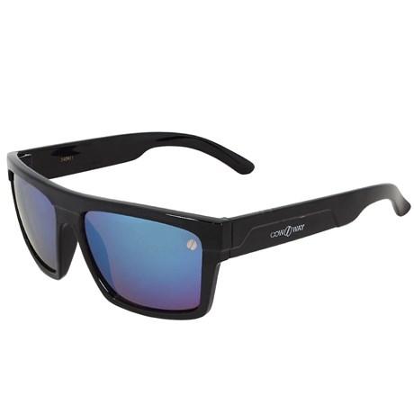 920e0d7cc Óculos Lente Azul Espelhada Cow Way Quadrado 19510 - Rodeo West
