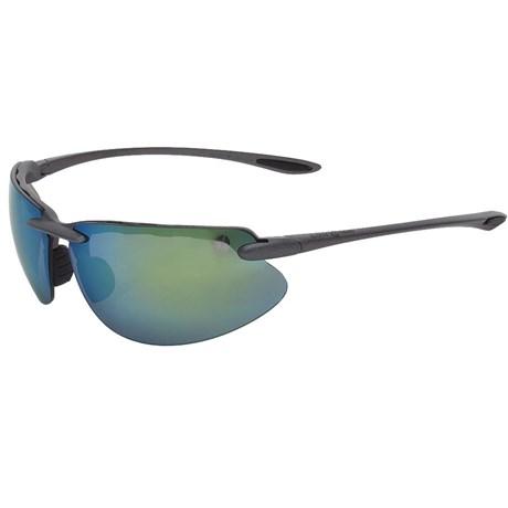 2996e390fe774 Óculos Lente Espelhada Verde Cow Way 20008 - Rodeo West