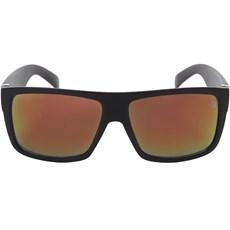 1849139b4 ... Óculos Preto Espelhado Cow Way Quadrado 20005