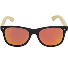 Óculos Quadrado Cow Way Lente Rosa Espelhada 19504