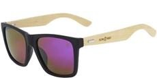 Óculos Quadrado de Sol Lente Espelhada Cow Way 20572