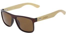 Óculos Sol Polarizado Cow Way Bamboo 20001