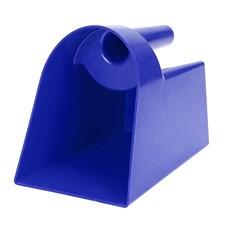 Pegador em Plástico para Ração e Água Azul - K&D Equestrian 15340