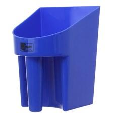 Pegador em Plástico para Ração e Água Azul Smart Choice 28114