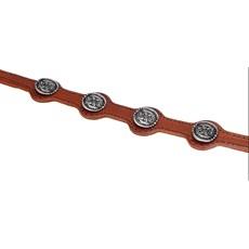 Peiteira de Cavalo Modelo Y Bronc-Steel Havana 21969