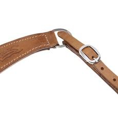 Peiteira para Cavalo Em Couro Bordado Rodeo West 29505