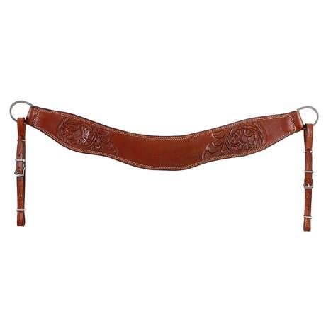 Peiteira U para Cavalo Bronc-Steel Bordada 25647